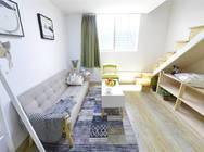 阿拉丁青年社区 唐镇店 舒适loft1室1厅