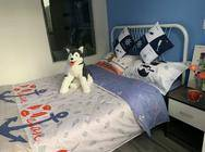 雅舒公寓 江浦公园店 时尚1室0厅