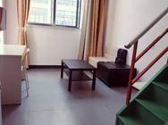 C9连锁公寓 天山店 北欧风loft1室1厅