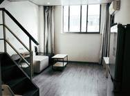 C9连锁公寓 天山店 时尚loft2室1厅
