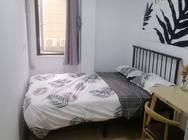 极客公寓北翟路店 1室0厅1卫 押一付一