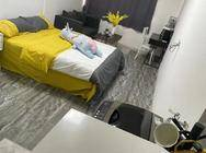 G+公寓  中山北路店  1室0厅1卫 押一付三